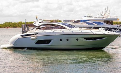 Image of Azimut Yachts Atlantis 48 for sale in United States of America for $477,000 (£346,481) Miami Beach, FL, United States of America
