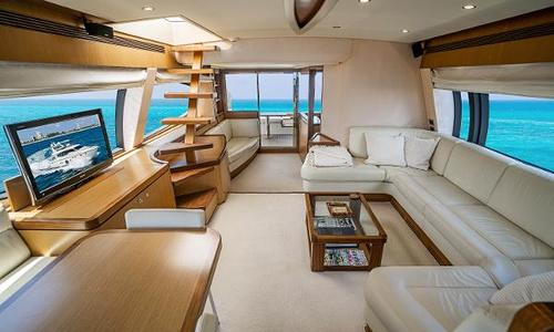 Image of Ferretti 630 for sale in United States of America for $925,000 (£680,998) Fort Lauderdale, FL, United States of America