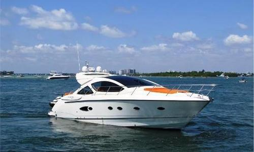 Image of Azimut Yachts Atlantis 50 for sale in United States of America for $394,000 (£286,192) Miami, FL, United States of America
