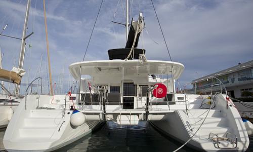 Image of Lagoon 450 for sale in Croatia for €459,939 (£408,751) TROGIR, , Croatia