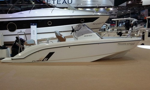 Image of Beneteau Flyer 6 Sundeck for sale in Italy for €36,390 (£31,430) Palermo, Sicilia, , Italy