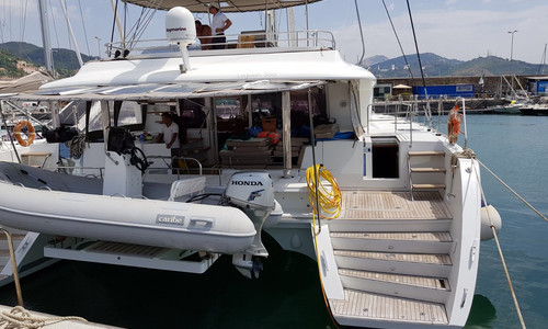 Image of Lagoon 560 for sale in Italy for €850,000 (£732,090) SALERNO, , Italy