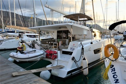 Fountaine Pajot Lucia 40 for sale in Croatia for €315,000 (£279,943)