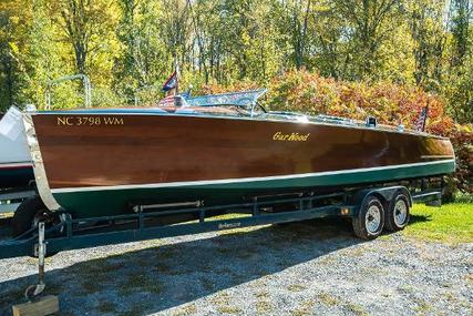 Gar Wood Triple Cockpit Runabout for sale in United States of America for $150,000 (£107,692)