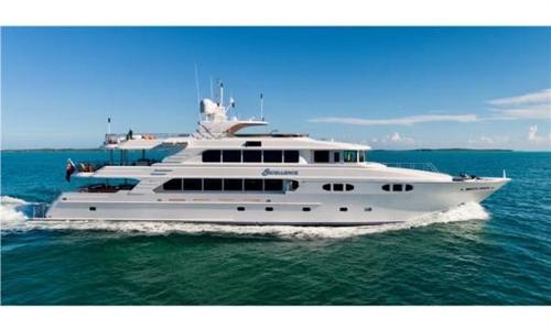 Image of Richmond Tri-Deck Motor Yacht for sale in Bahamas for $13,450,000 (£9,503,823) Nassau, Bahamas