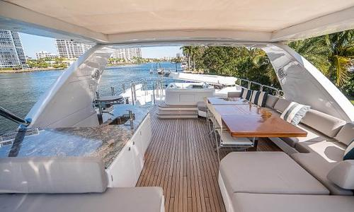 Image of Azimut Yachts Flybridge for sale in United States of America for $1,950,000 (£1,422,475) Miami, FL, United States of America