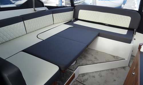 Image of Grandezza 34 OC *NEW* In Stock for sale in United Kingdom for £295,950 South West, Poole, United Kingdom
