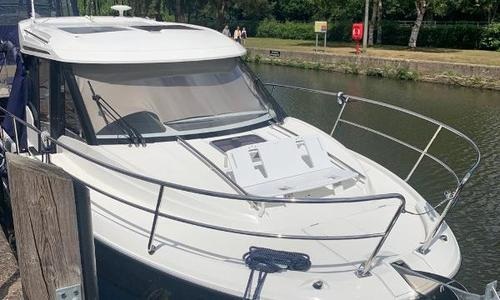Image of Jeanneau Merry Fisher 895 for sale in United Kingdom for £120,000 Chertsey, United Kingdom