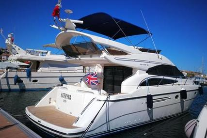 Princess 50 for sale in Turkey for €280,000 (£249,006)