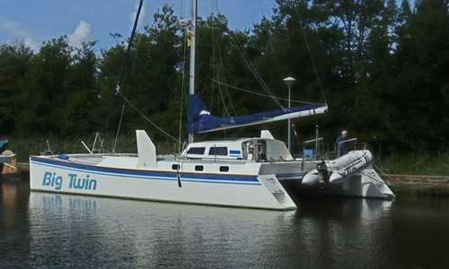 Image of Frits Dubois Dubois 14m for sale in Netherlands for €137,500 (£118,561) Holland, Netherlands