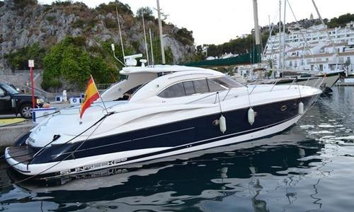 Image of Sunseeker Predator 58 for sale in Spain for €295,250 (£256,532) Costa del Sol, Spain