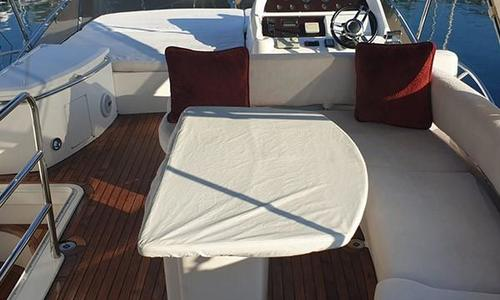 Image of Sunseeker Manhattan 52 for sale in Turkey for €420,000 (£371,113) Gocek, Turkey