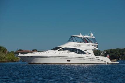 Sea Ray 58 Sedan Bridge for sale in United States of America for $559,000 (£420,095)