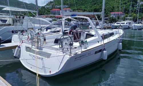 Image of Beneteau Oceanis 45 for sale in British Virgin Islands for $189,000 (£137,286) Road Town, British Virgin Islands