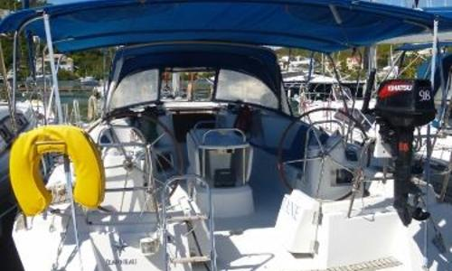Image of Jeanneau Sun Odyssey 44i for sale in Saint Martin for $109,000 (£78,172) Oyster Pond, Saint Martin