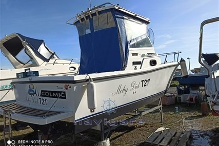 Tuccoli Ivano T 21' Moby Dick Cabin for sale in Italy for €20,000 (£17,196)