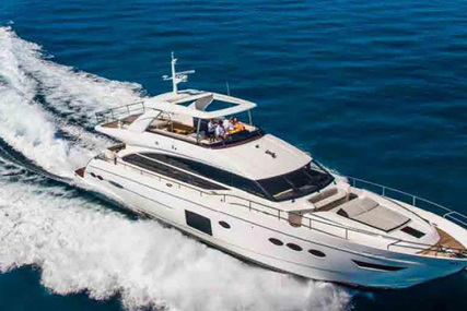 Princess 82 for sale in France for €2,500,000 (£2,220,663)