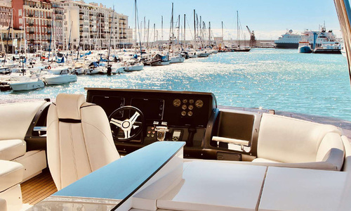 Image of Princess 82 for sale in France for €2,500,000 (£2,165,946) Mediterranean southern , France