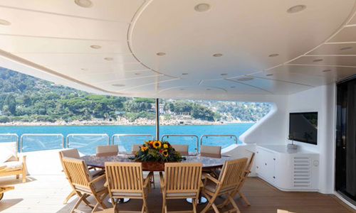 Image of Benetti 120 for sale in Italy for €6,500,000 (£5,615,502) Mediterranean , Italy