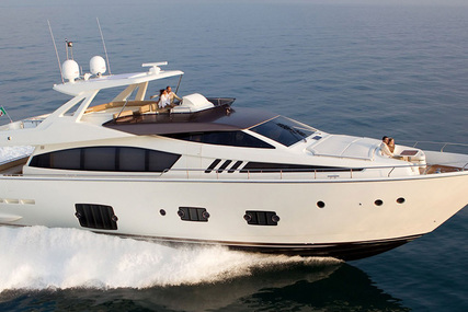 Ferretti 800 HT for sale in France for €2,150,000 (£1,866,481)