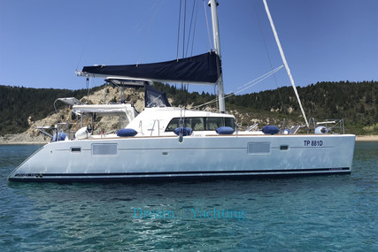 Lagoon 440 for sale in Italy for €320,000 (£287,581)