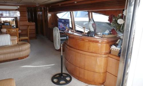 Image of Ferretti Custom Line 94 for sale in Spain for £1,295,000 Malaga, Spain