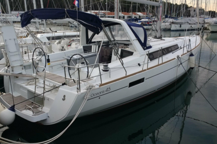 Beneteau Oceanis 45 for sale in Croatia for €124,500 (£107,396)