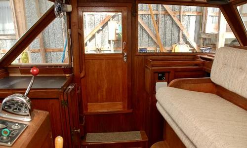 Image of Custom Philbrooks Shipyard Cruiser for sale in United States of America for $144,900 (£104,057) Port Orchard, WA, United States of America