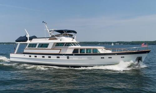Image of Burger Motoryacht for sale in United States of America for $624,900 (£451,671) Albany, NY, United States of America