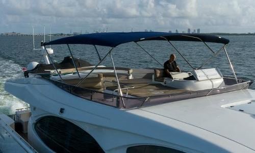 Image of Ferretti 780 Fly bridge for sale in United States of America for $1,299,000 (£932,855) Miami, FL, United States of America