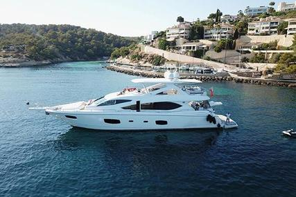 Sunseeker Flybridge Motor Yacht for sale in Portugal for €2,900,000 (£2,522,222)