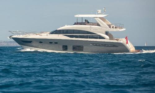 Image of Princess 68 for sale in Spain for £1,950,000 Mallorca, Spain