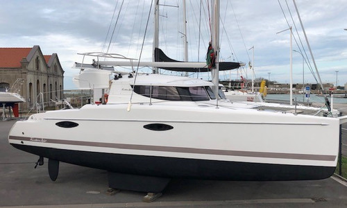 Image of Fountaine Pajot Mahe 36 for sale in France for €190,000 (£164,718) DUNKERQUE, , France