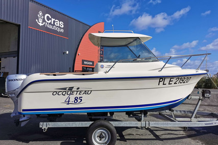 Ocqueteau 485 for sale in France for €9,990 (£8,878)