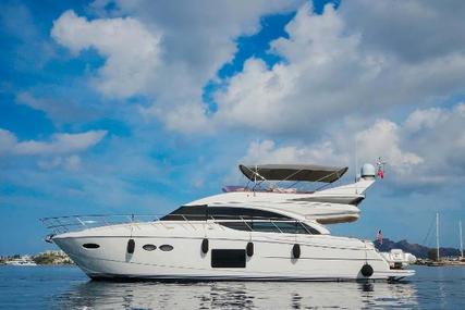 Princess 56 for sale in Turkey for €880,000 (£779,361)