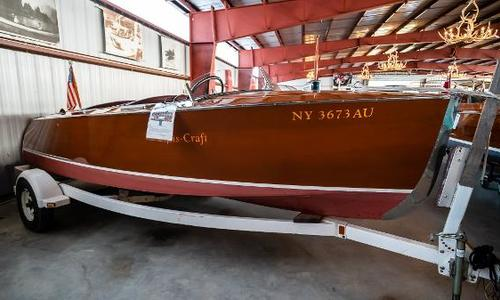 Image of Chris-Craft Deluxe Runabout for sale in United States of America for $29,000 (£20,823) Clayton, NY, United States of America