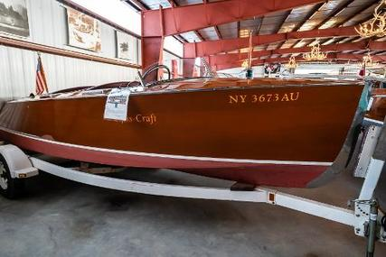 Chris-Craft Deluxe Runabout for sale in United States of America for $29,000 (£20,961)