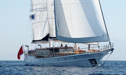 Image of Custom Pax Navi Yachts for sale in Turkey for €9,800,000 (£8,363,131) Marmaris, Turkey