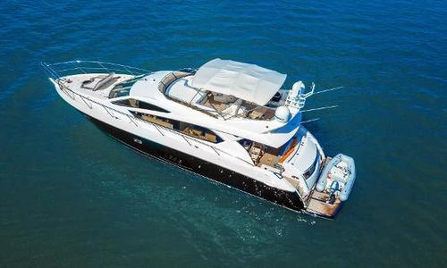 Image of Sunseeker Manhattan for sale in United States of America for $1,000,000 (£730,877) Miami Beach, FL, United States of America