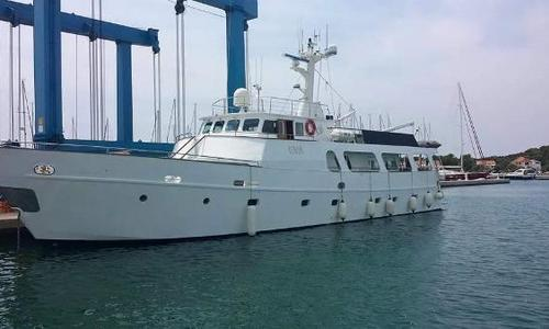 Image of Torpoint Steel Boats Motor Yacht for sale in Croatia for €375,000 (£321,439) Tisno, Croatia