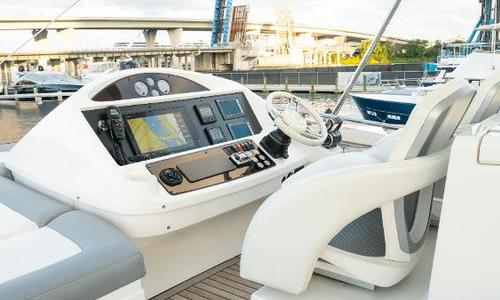 Image of Sunseeker Manhattan for sale in United States of America for $1,200,000 (£847,925) Miami Beach, FL, United States of America