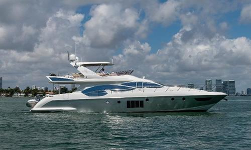 Image of Azimut Yachts Flybridge for sale in United States of America for $1,725,000 Miami, FL, United States of America