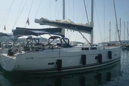 Hanse 575 for sale in Croatia for €448,750 (£403,465)
