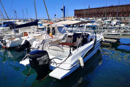 Beneteau Flyer 7.7 Sundeck for sale in Spain for €55,000 (£48,771)