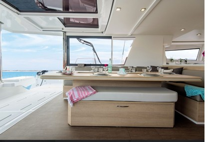 Bali Catamarans 5.4 for charter in Martinique from €8,100 / week