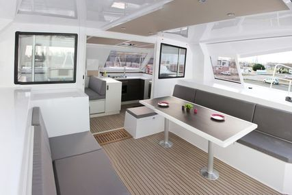 Nautitech 40 for charter in Martinique from €2,955 / week