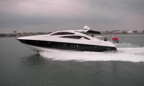 Image of Sunseeker Predator 72 for sale in Antigua and Barbuda for £449,995 Jolly Harbour, Antigua and Barbuda