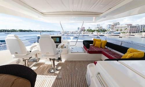 Image of Ferretti Motor Yacht for sale in United States of America for $1,945,000 (£1,431,357) West Palm Beach, FL, United States of America