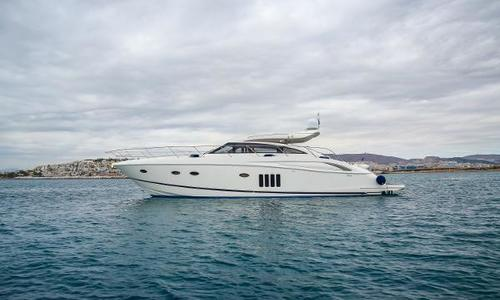Image of Princess V62 for sale in Greece for €680,000 (£590,329) Pireaus, Greece