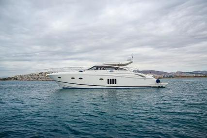 Princess V62 for sale in Greece for €680,000 (£586,338)